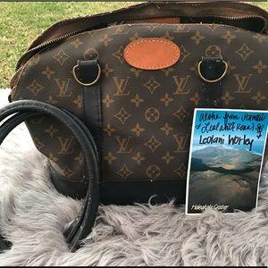 Vintage Sac Chien Louis Vuitton Project Bag